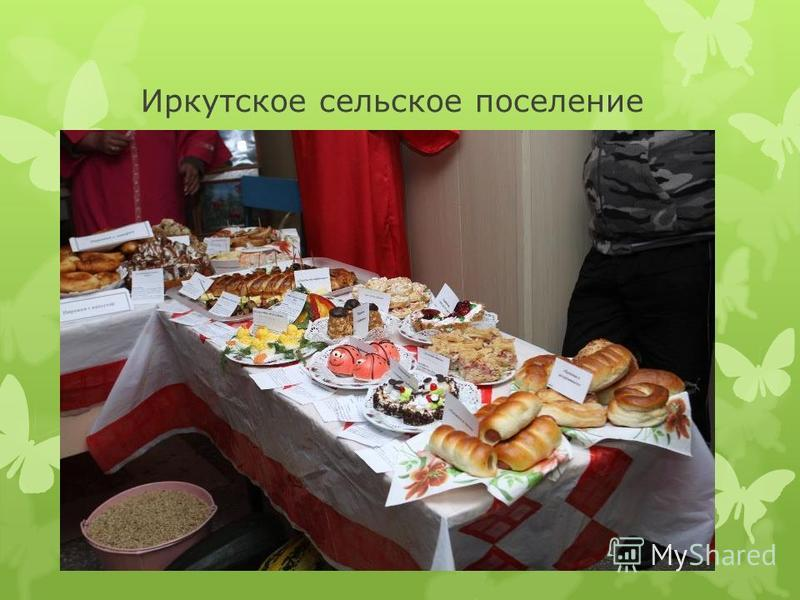 Иркутское сельское поселение