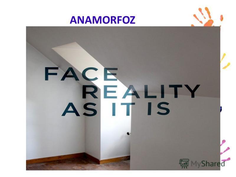 ANAMORFOZ