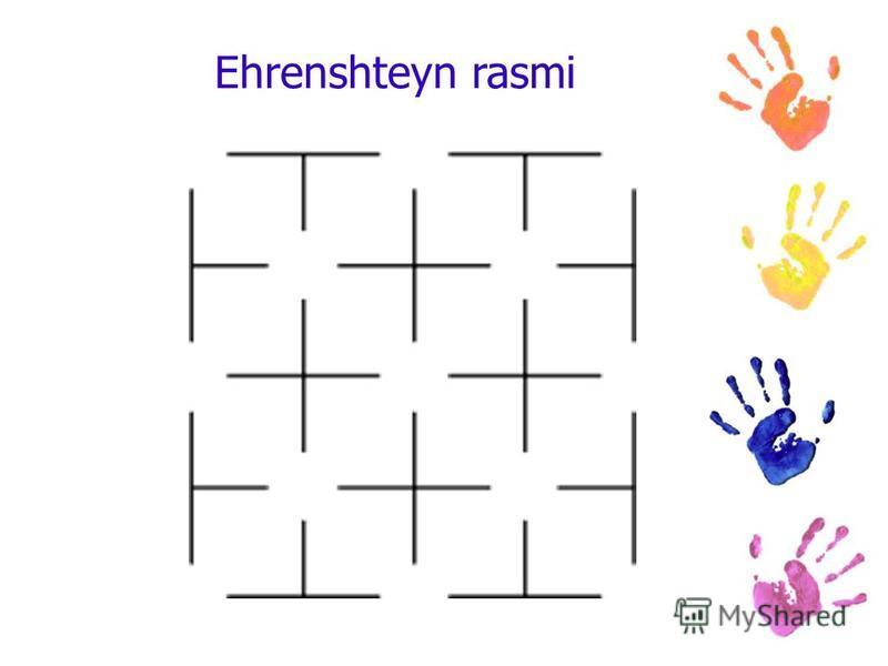 Ehrenshteyn rasmi