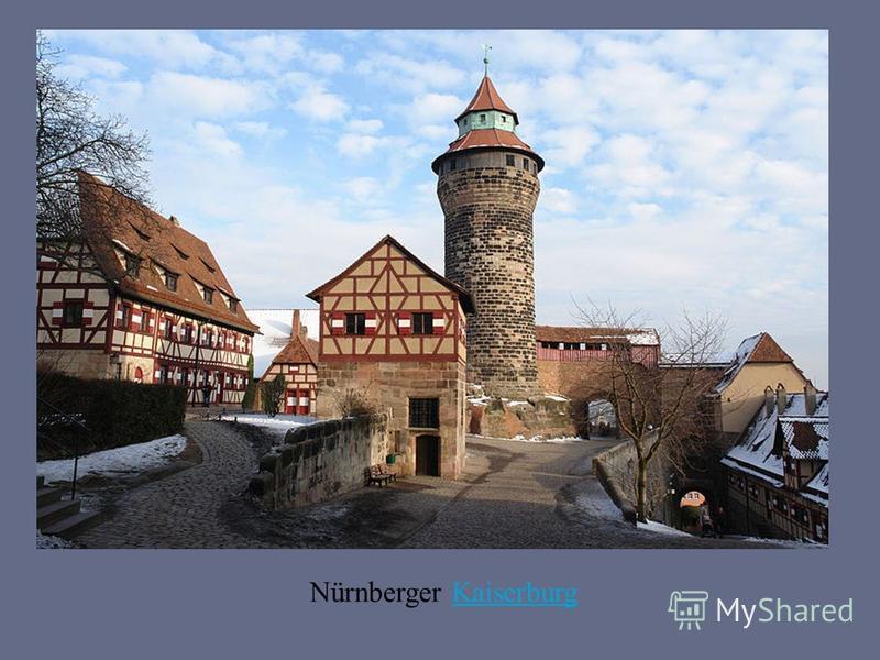 Nürnberger KaiserburgKaiserburg
