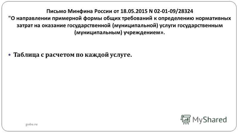 Письмо Минфина России от 18.05.2015 N 02-01-09/28324