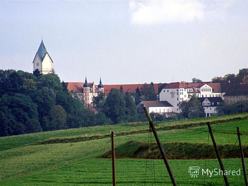 Аббатство Schayern в Баварии