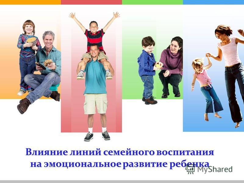 L/O/G/O Влияние линий семейного воспитания на эмоциональное развитие репенко