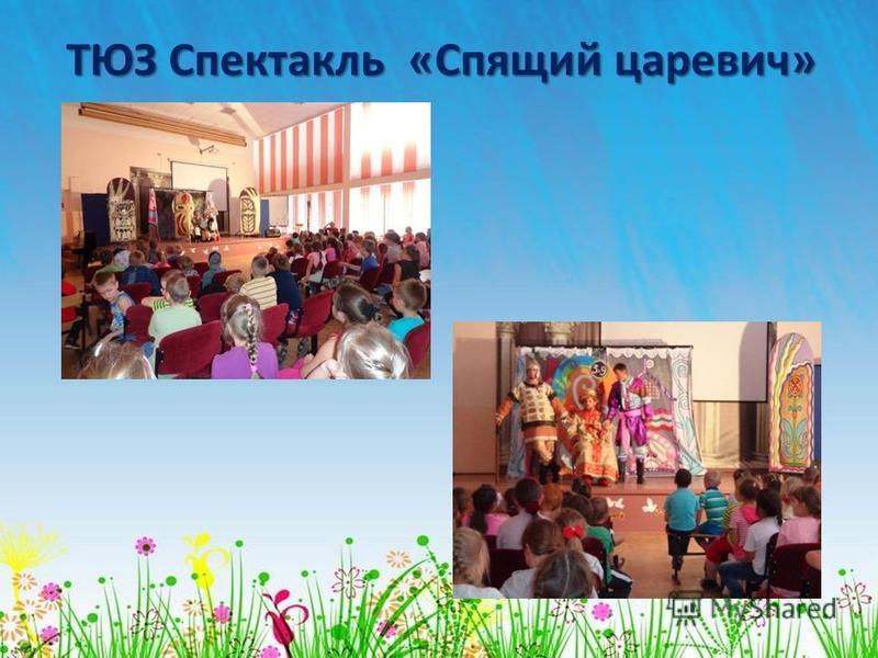 ТЮЗ Спектакль «Спящий царевич»