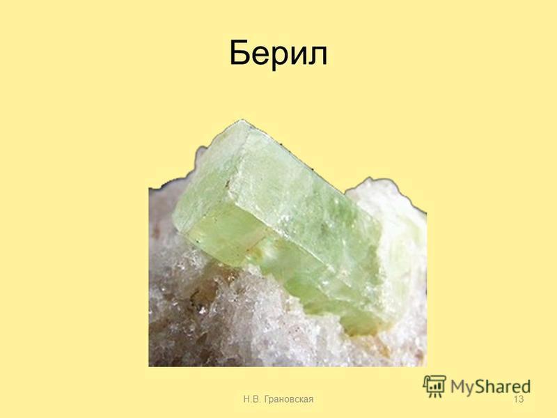 Берил Н.В. Грановская 13