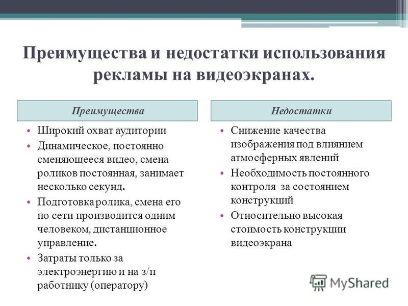 Презентация на тему Курсовая работа на тему Организация  6 Преимущества