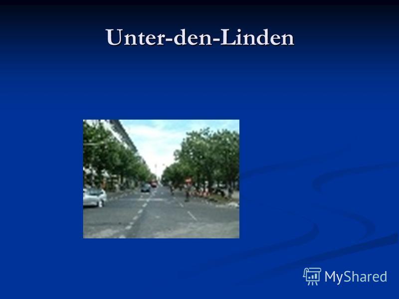 Unter-den-Linden
