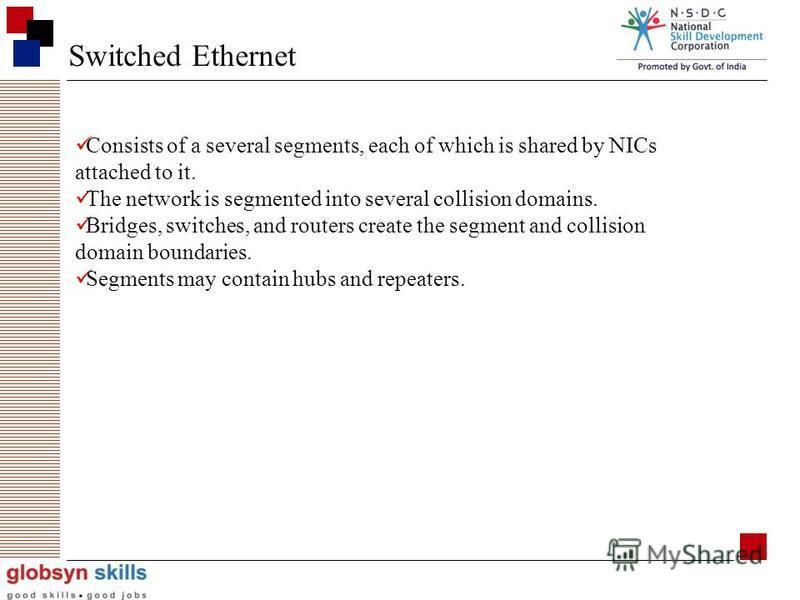 Shared Ethernet