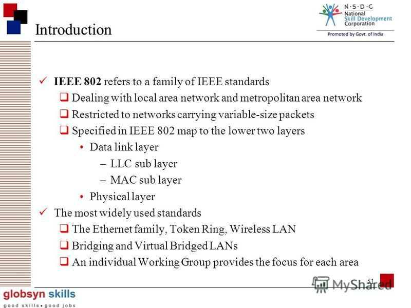 SKILLS FOR INDIA IEEE Standards