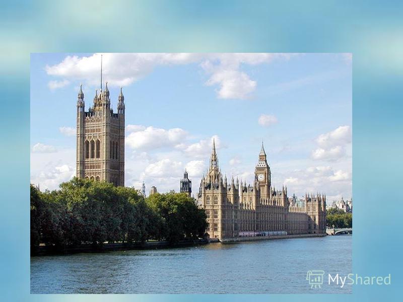 Парламент Лондона