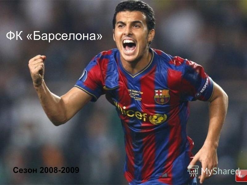 ФК «Барселона» Сезон 2008-2009