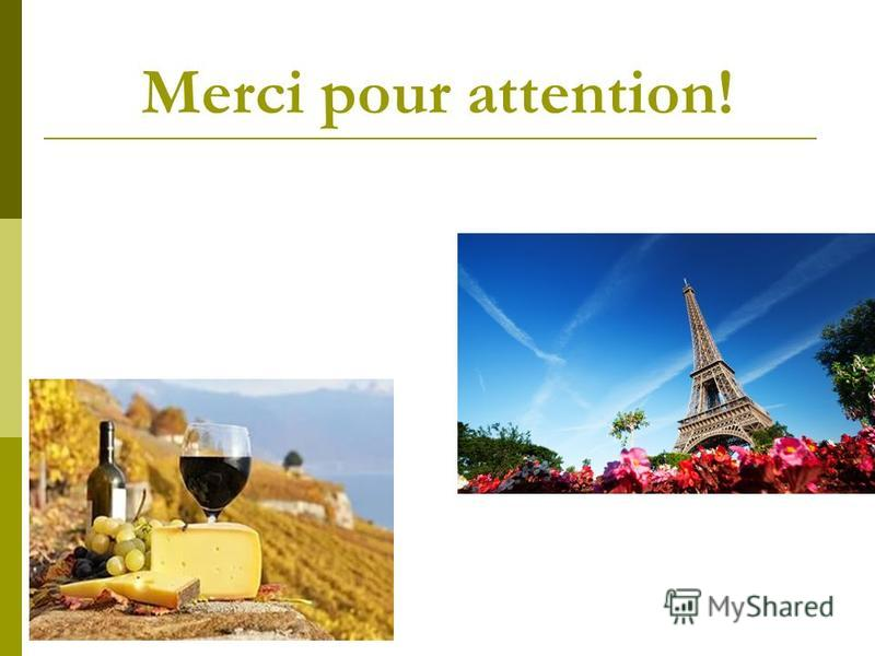 Merci pour attention!
