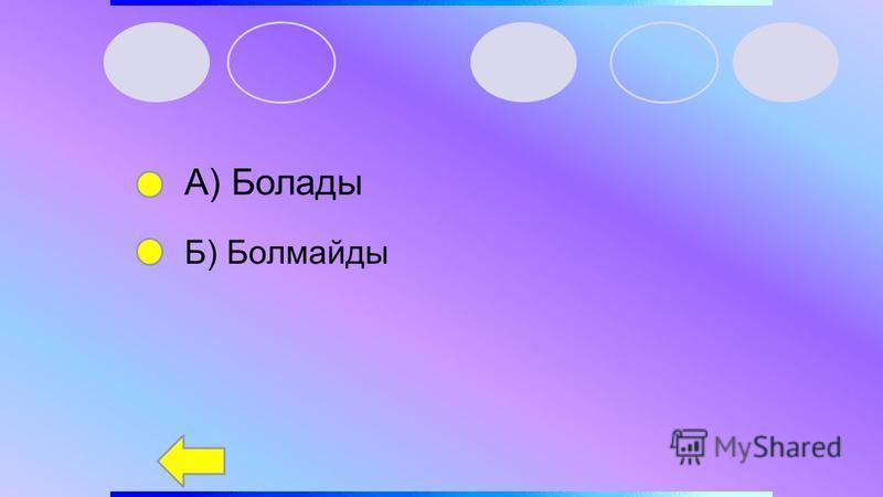 Слайдқа енгізілген суреттердің түрлерін өзгертуге бола ма? А) Болады Б) Болмайды В) Дұрыс жауап жоқ 50/50