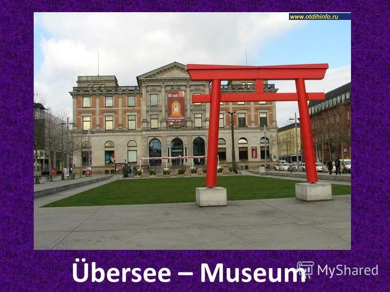 Übersee – Museum