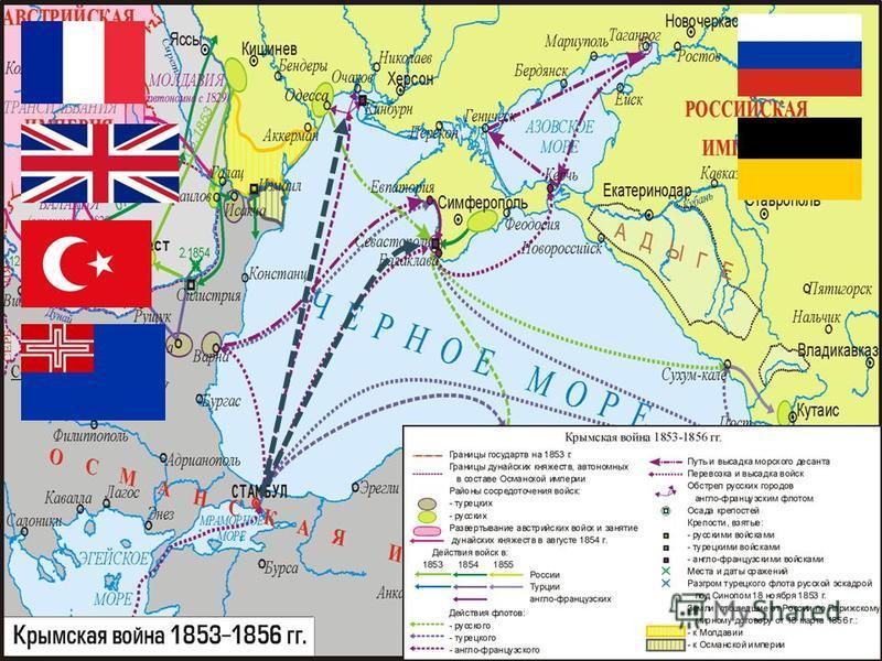 Крым в XVII веке Бахчасорай