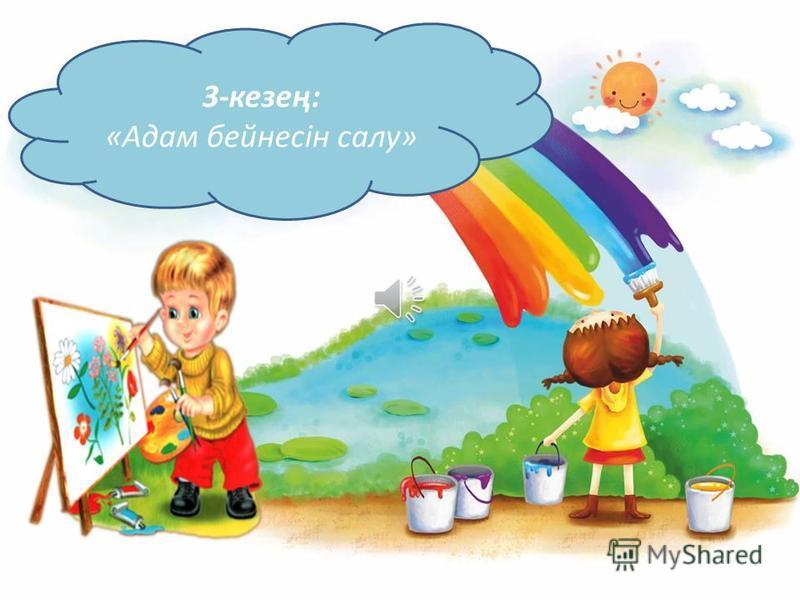 3-кезең: «Адам бейнесін салу»