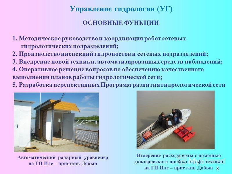 руководство по гидрологической практике - фото 7