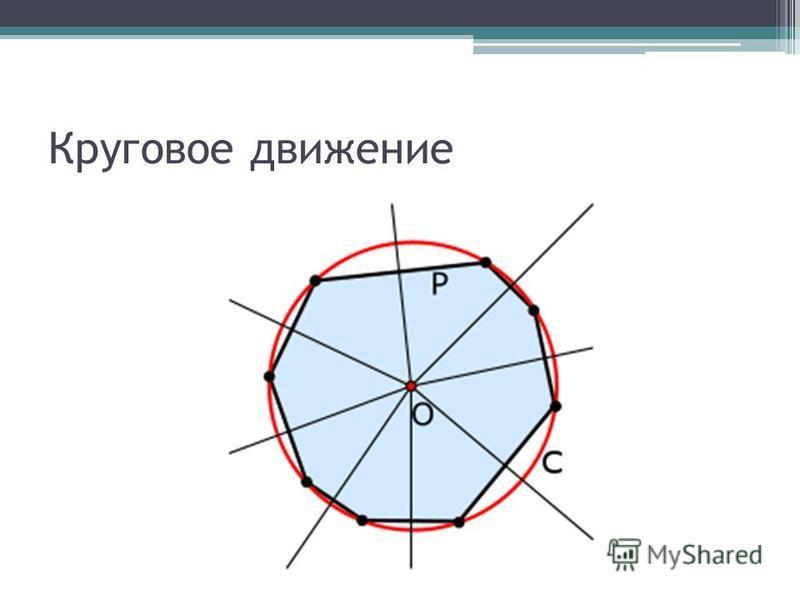 Круговое движение