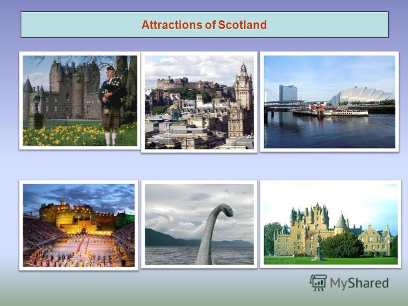 Attractions of Scotland