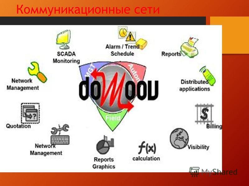 Коммуникационные сети
