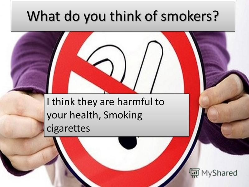 smoking cigarettes is harmful to your health essay