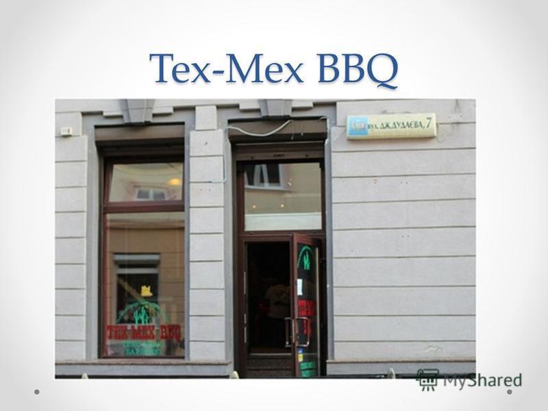 Tex-Mex BBQ