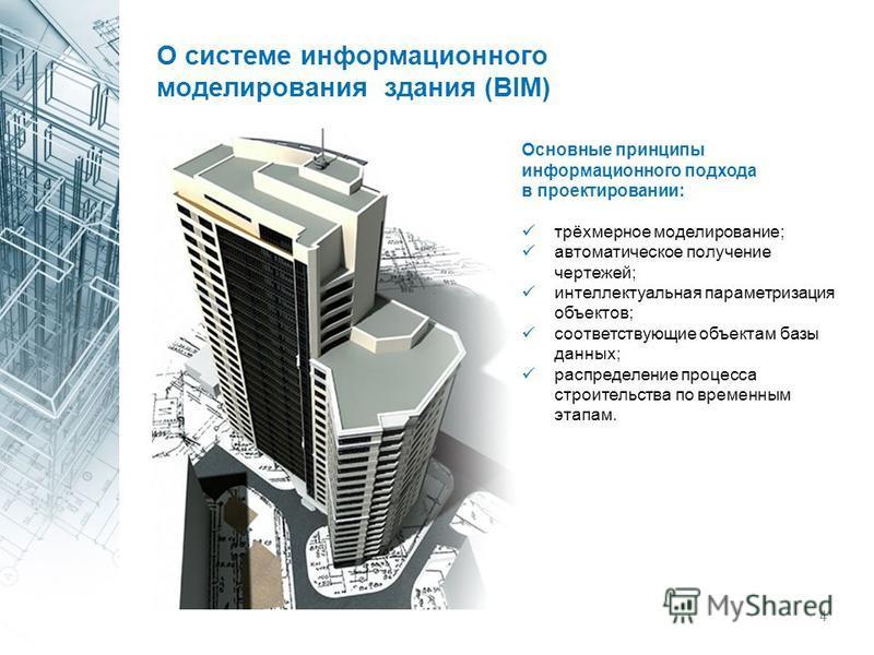 BIM – это создание цифрового прототипа здания