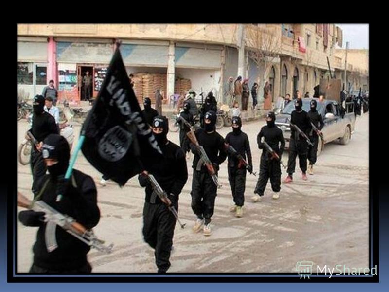 Исламское государство Исламское государство (الدّولة الإسلاميّة) одно из самоназваний террористической организации «ад- Дау́ля аль Ислами́йя» –это государство, в котором в основе жизни общества и государства лежит монотеистическая религия ислам. Бере