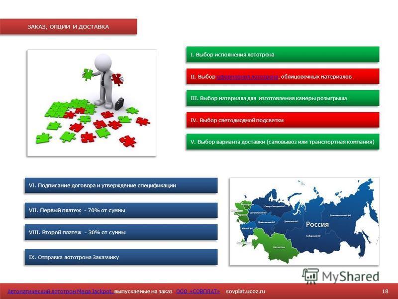 Автоматический лототрон Mega Jackpot, выпускаемые на заказ OOO «СОВПЛАТ» sovplat.ucoz.ru 18Автоматический лототрон Mega Jackpot, OOO «СОВПЛАТ» Автоматический лототрон Mega Jackpot, выпускаемые на заказ OOO «СОВПЛАТ» sovplat.ucoz.ru 18Автоматический л