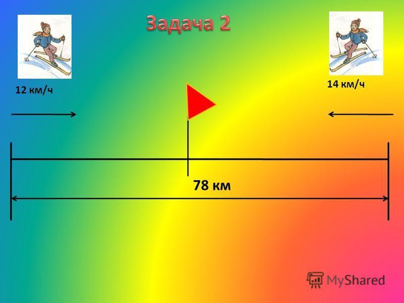 12 км/ч 14 км/ч 78 км
