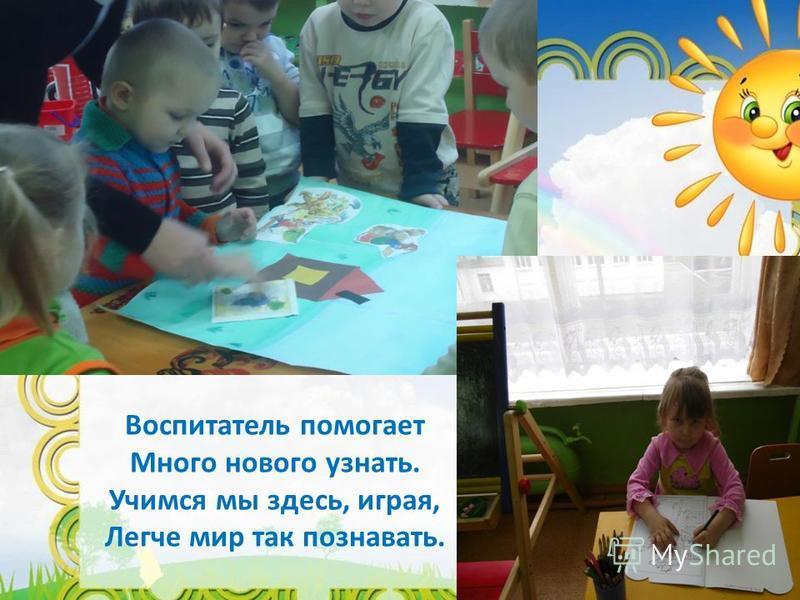 Направления деятельности. Художественно-эстетическое развитие Цели: Развивать у детей желание участвовать в эстетической деятельности; Всесторонне развивать детей в изобразительной деятельности; Развивать музыкальность детей. Воспитатель помогает Мно