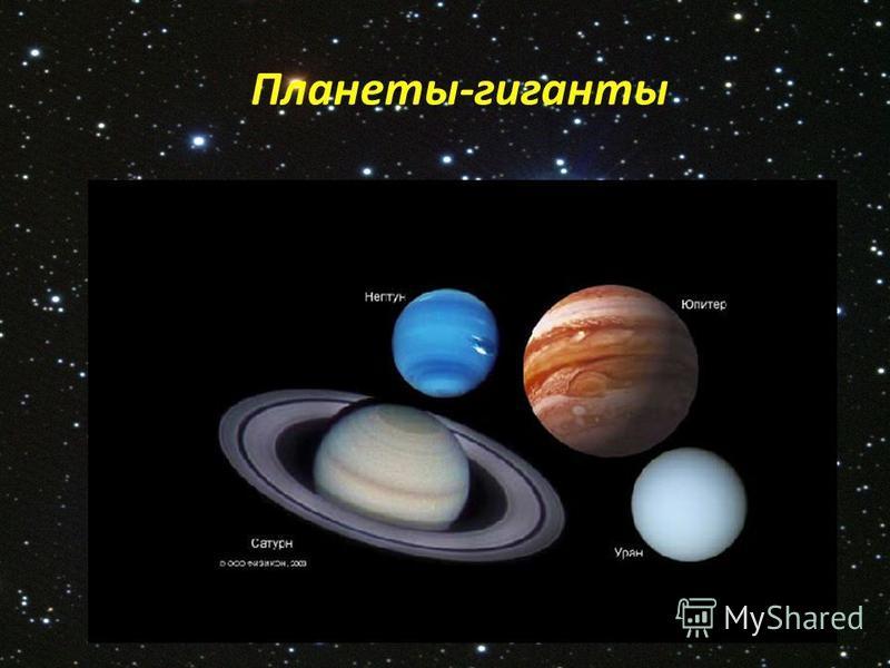 Планеты-гиганты