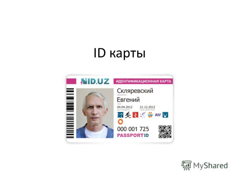 ID карты