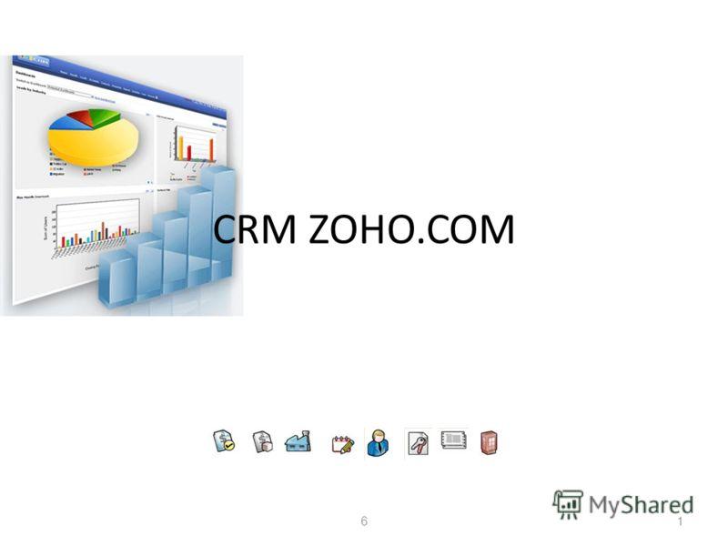 CRM ZOHO.COM 61