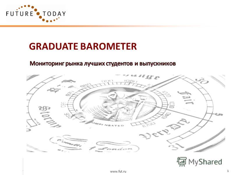 www.fut.ru 1 GRADUATE BAROMETER