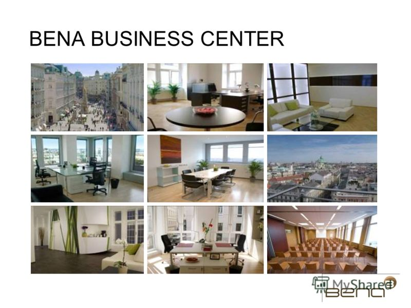 BENA BUSINESS CENTER