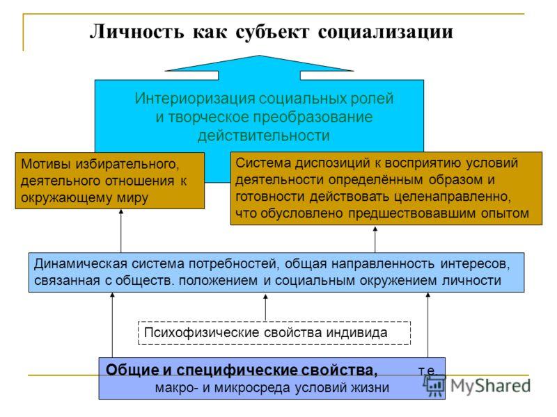 роль социального взаимодействия личности: