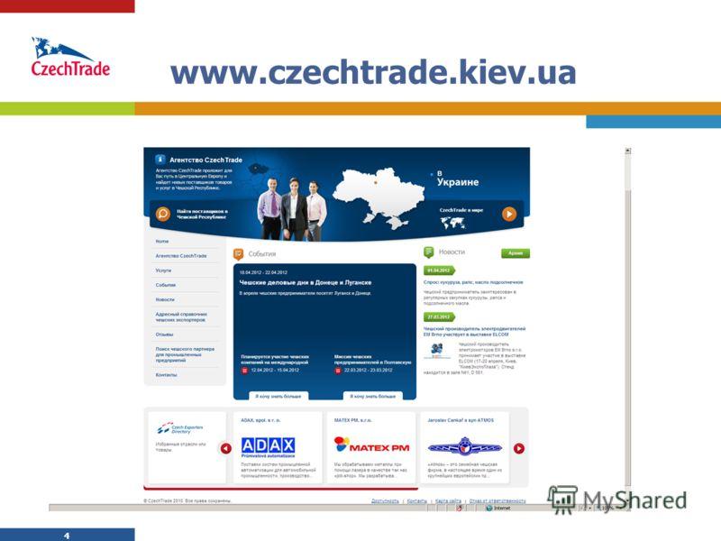 4 4 www.czechtrade.kiev.ua