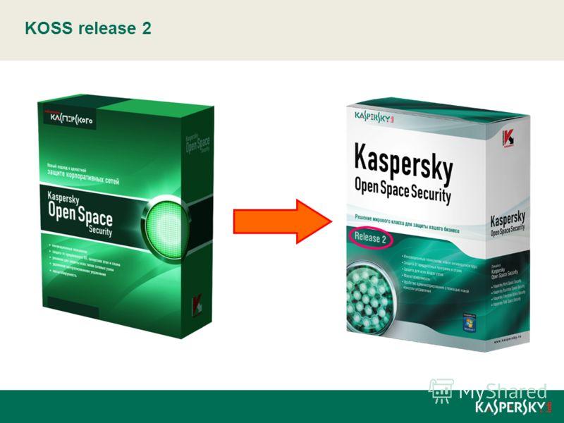 KOSS release 2