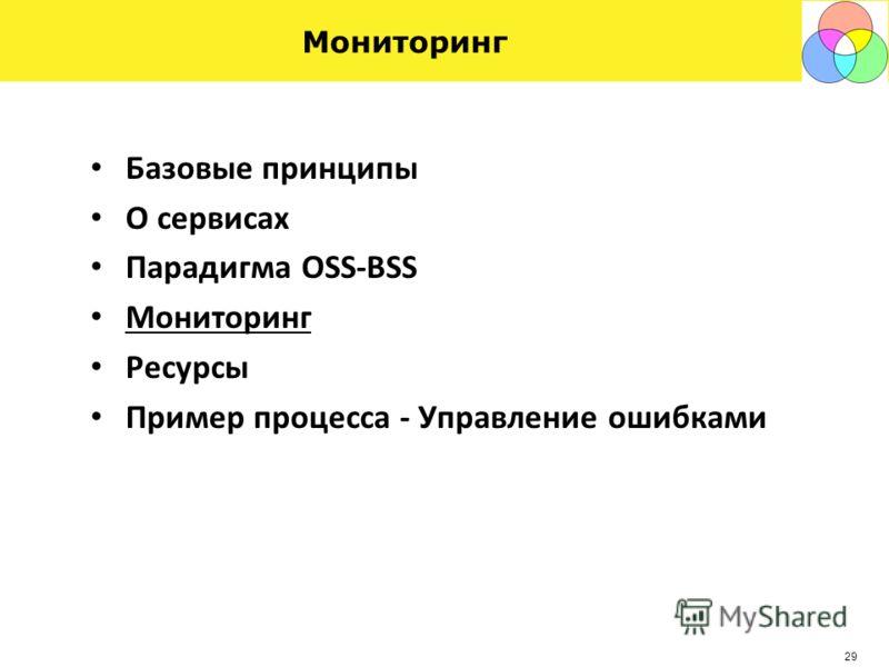 28 30 августа 2012 г. Направление автоматизации процессов – «эффект застегивания молнии» 1)От организации бизнеса к единому управлению изменениями 2)От встречного движения BSS-OSS к сквозному процессу