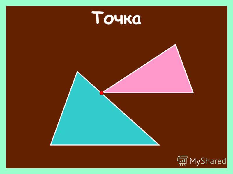 Пересечение треугольников Какие фигуры могут быть получены при пересечении двух треугольников?