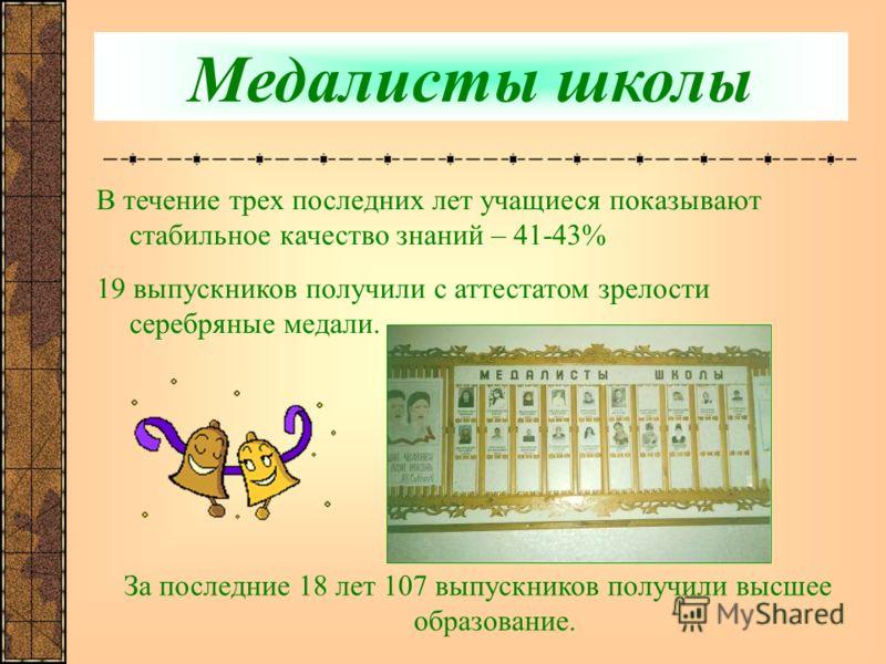 Качество образования 2007-2008 учебный год. I полугодие