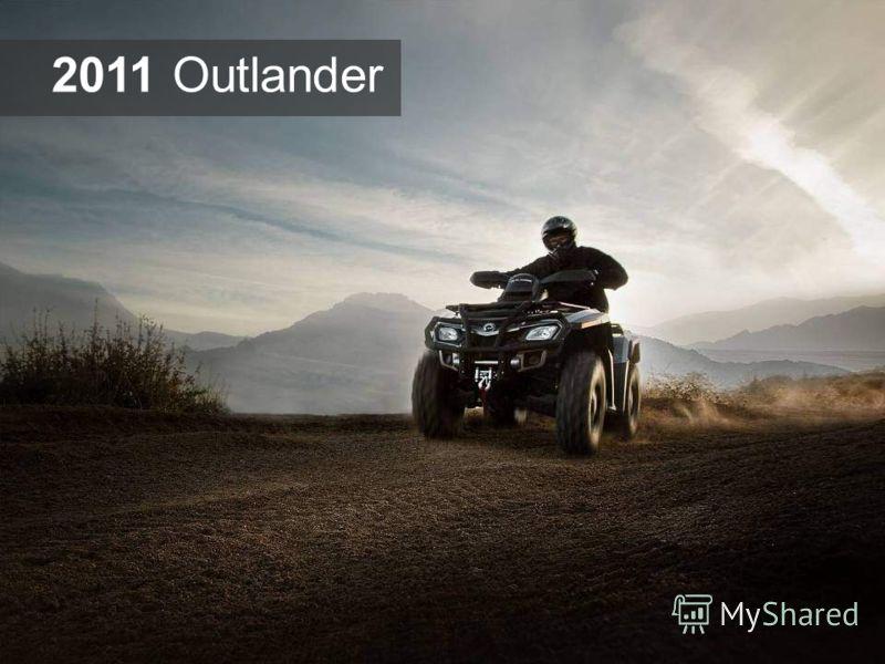 2011 Outlander