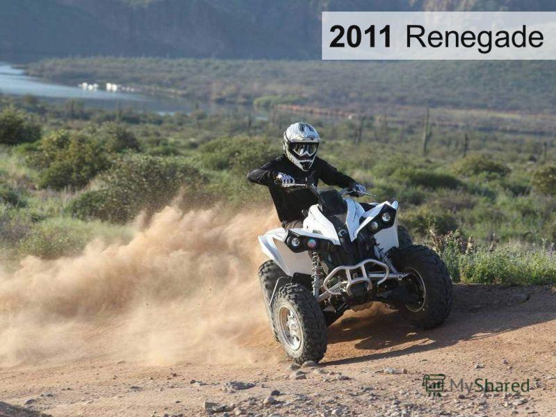 2011 Renegade