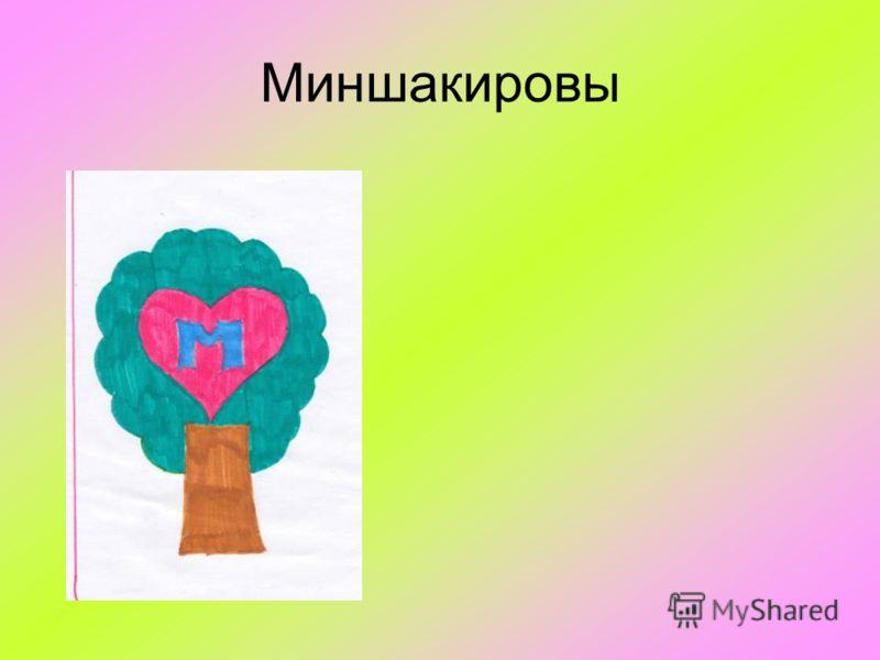 Миншакировы