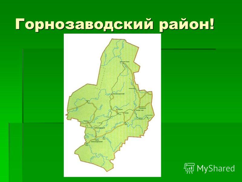 Горнозаводский район!