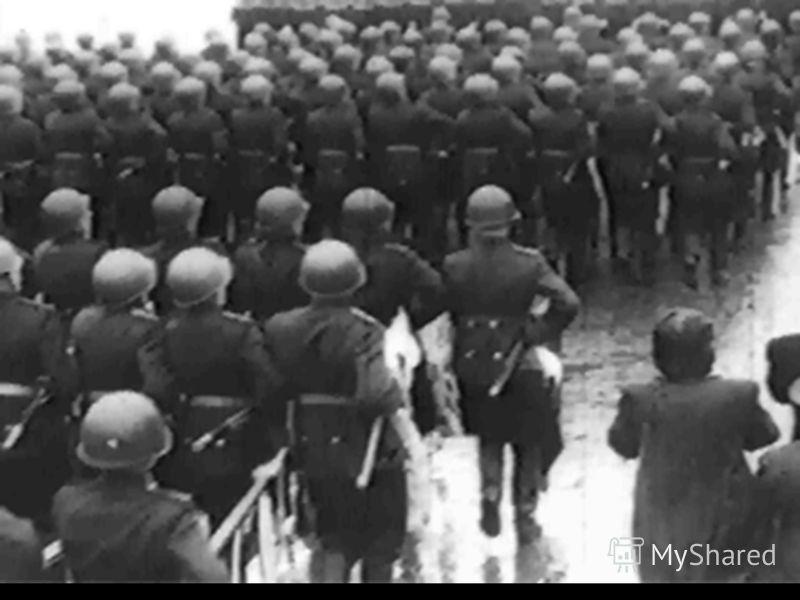 Взятие Берлина Апрель 1945 года – наступление на Берлин 30 апреля 1945 года – взятие Рейхстага 9 мая - День Победы
