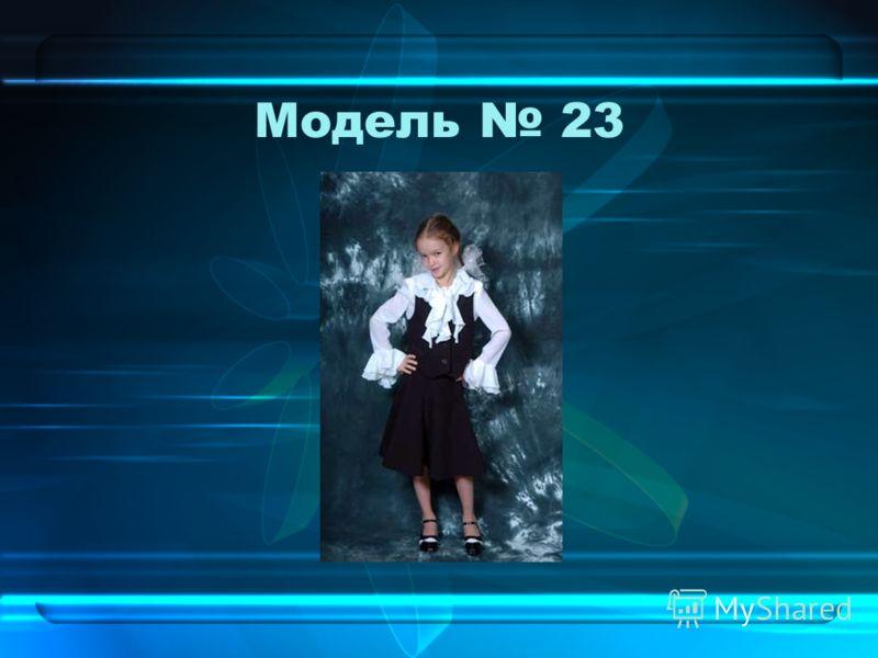 Модель 23
