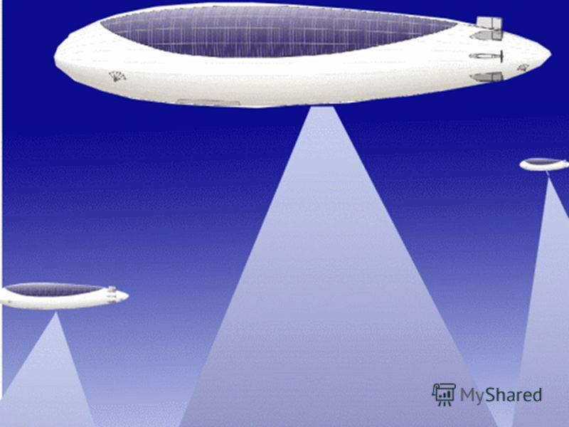 Cтратосферные беспилотные аэростатные телекоммуникационные платформы «Беркут» в работе