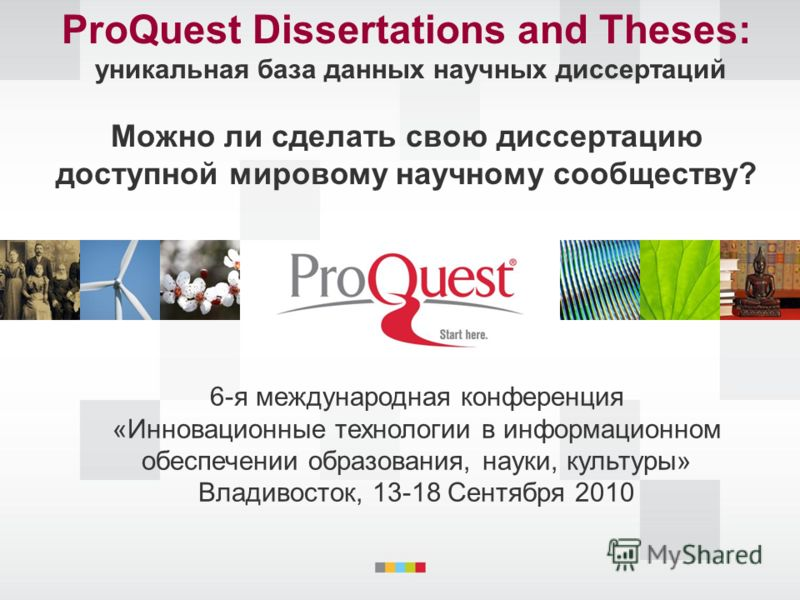 Proquest dissertations theses new platform